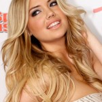 Pretty Easy Hairstyles for Long Hair by Kate Upton