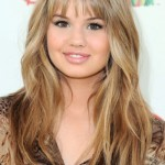 Pretty and Easy Hairstyles for Long Bangs Hair