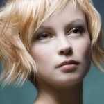 Pretty and Easy Hairstyles for Short Blonde Hair