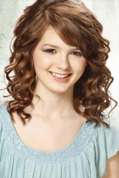 Fabulous Pretty And Easy Hairstyles For Short Curly Hair Hairstyles For Women Draintrainus