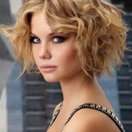 Pretty and Easy Hairstyles for Short Hair-3