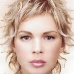 Pretty and Easy Hairstyles for Short Messy Hair
