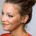 Pretty and Easy Hairstyles for Short Updo Hair