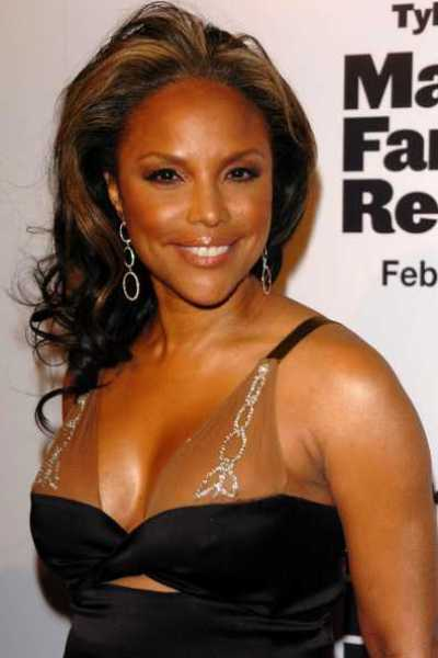 Beautiful Black Woman Lynn Whitfield