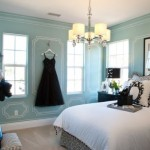 Girls Room Decorating Ideas in Blue Color