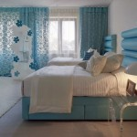 Girls Room Decorating Ideas Pictures In Blue Color
