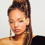 African American Braided Ponytail Hairstyles