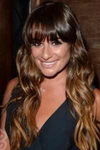 Brunette Hairstyles with Bangs 2014
