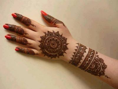 Mehndi For Kids Easy : Cute mehndi designs that are awesome super easy to