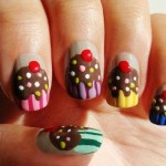 Easy Nail Art Designs for Christmas