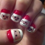 Beautiful Christmas Nail Designs