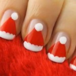 Easy Nail Art Ideas for Christmas