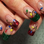 Christmas Nail Art Designs Step by Step