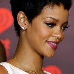 Black Short Hairstyles for Oblong Faces