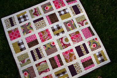 Free Quilt Patterns Using 12 Fat Quarters