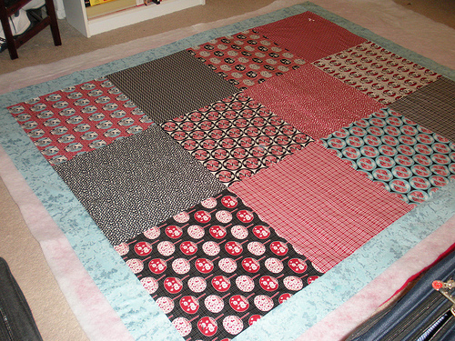 Free Quilt Patterns for Beginners Using Fat Quarters