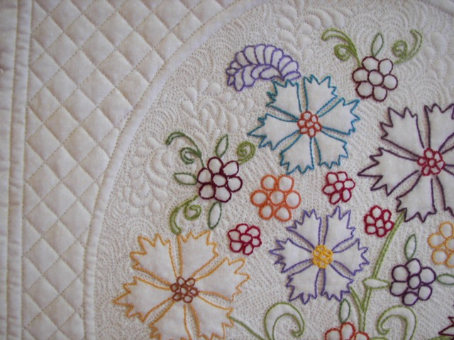 Hand Quilting Patterns for Borders