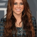 Miley Cyrus Long Wavy Hair
