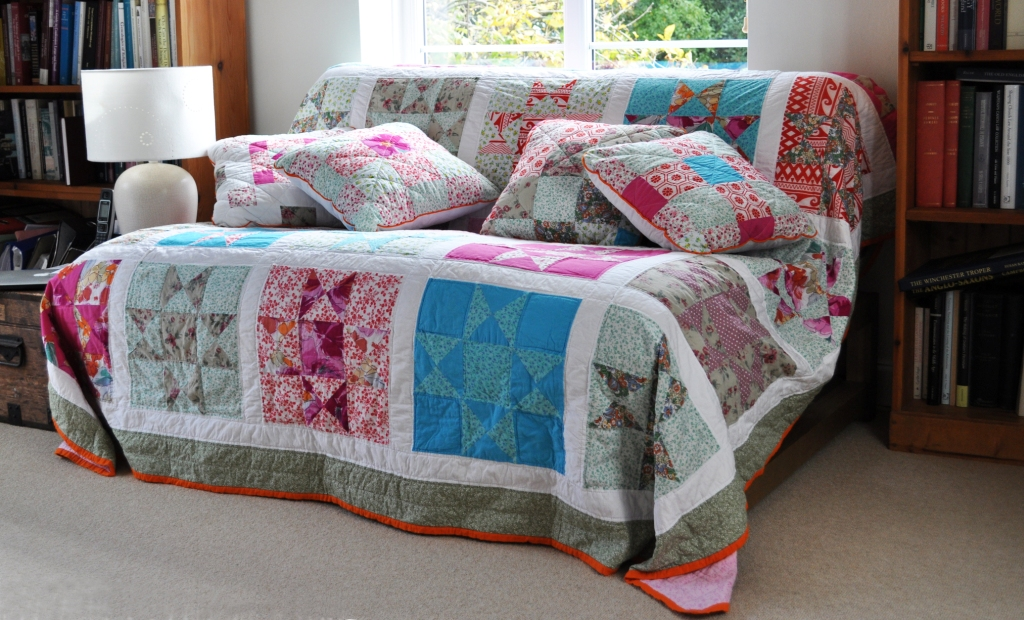 Free Patchwork Quilt Patterns for Beginners