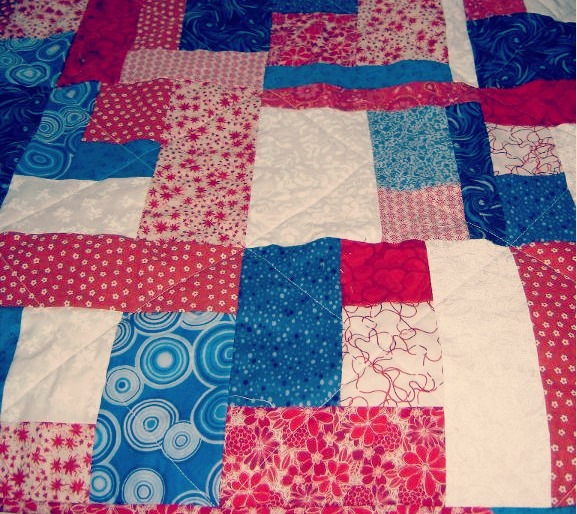 Quilting Patterns For Beginners : Free Machine Quilting Patterns for Beginners