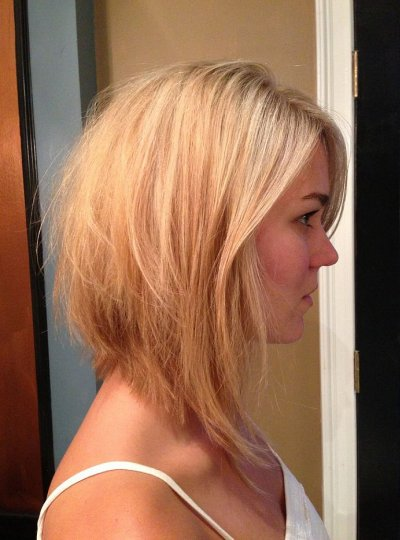 The Long Bob Hairstyles From The Back