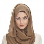 Elegant Additions Silk Scarves Styles for Muslim Women