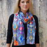 Elegant Additions Silk Scarves
