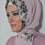 How to Wear Turkish Scarves