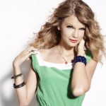 Taylor Swift Green Dress
