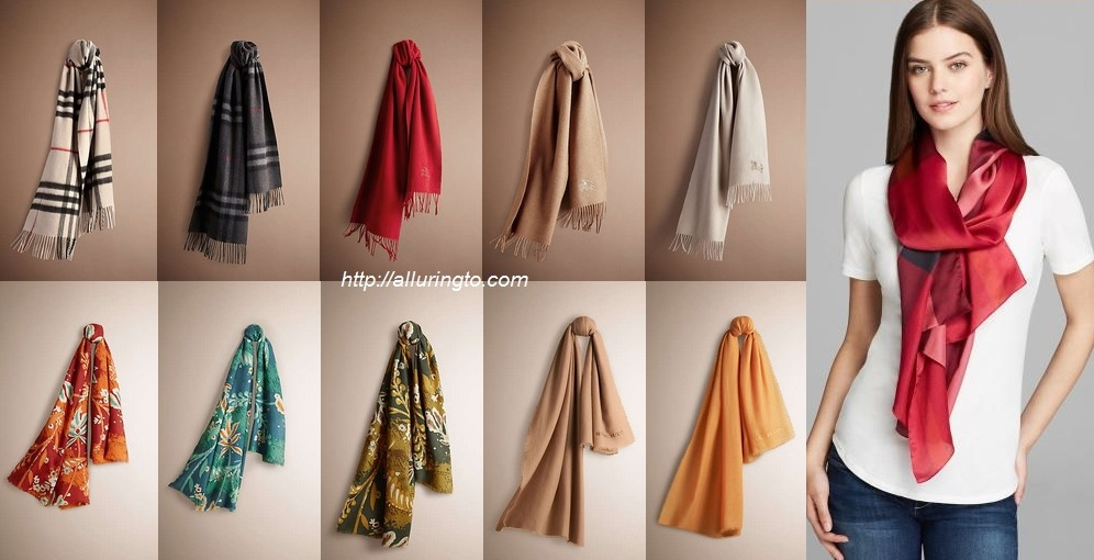 Cute & Cheap Girly Scarf Patterns