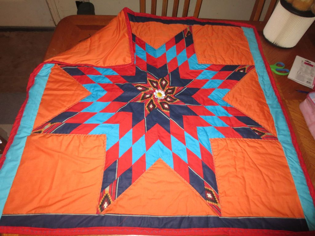 Quilting Patterns From Native American Designs