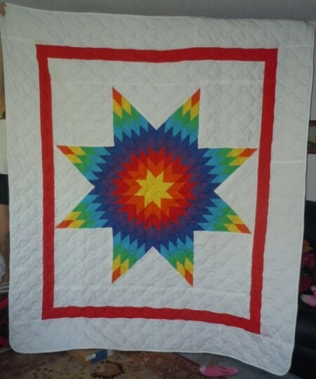 Creative Quilting Patterns From Native American Designs - Part 2
