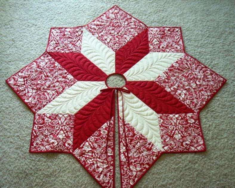 Christmas Star Quilt Pattern