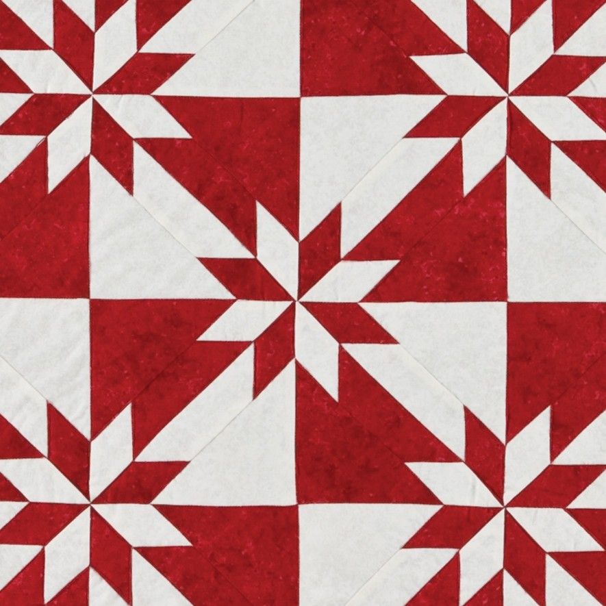 Hunters Star Quilt Pattern Free