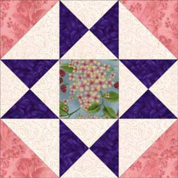 25+ Star Quilt Pattern Free for Beginners