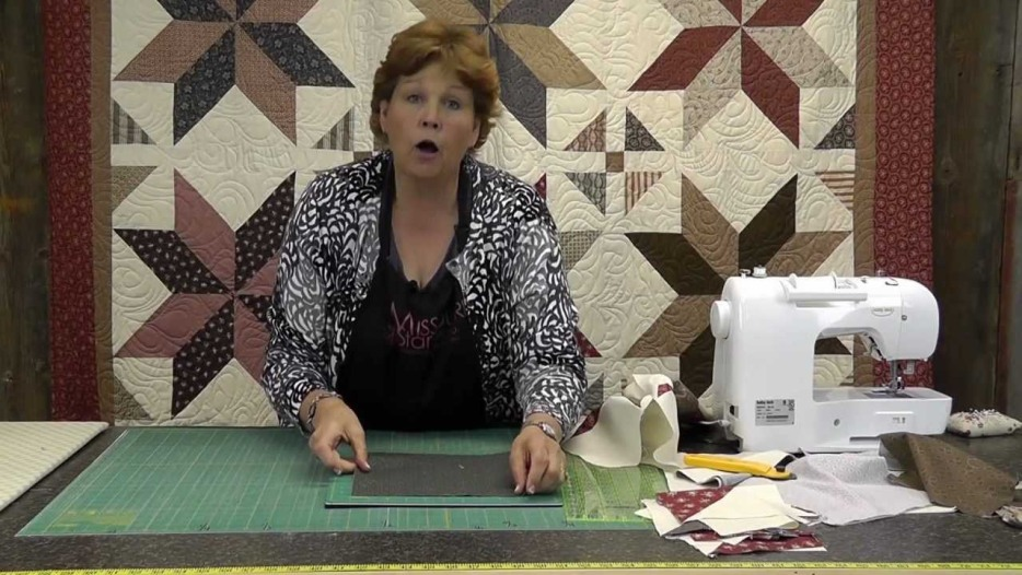 Star Quilt Pattern Free for Beginners