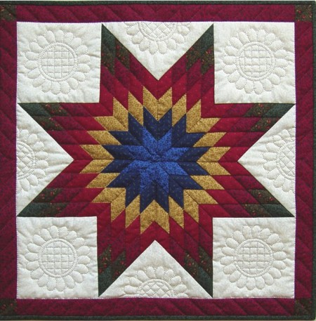 Texas Star Quilt Pattern Free