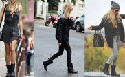 How To Wear a Biker Boots