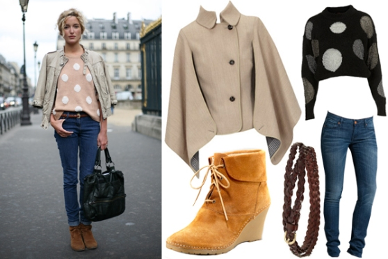 Cute Skinny Jeans Winter Outfits