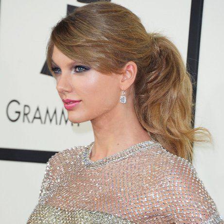 Taylor Swift Ponytail Hairstyles