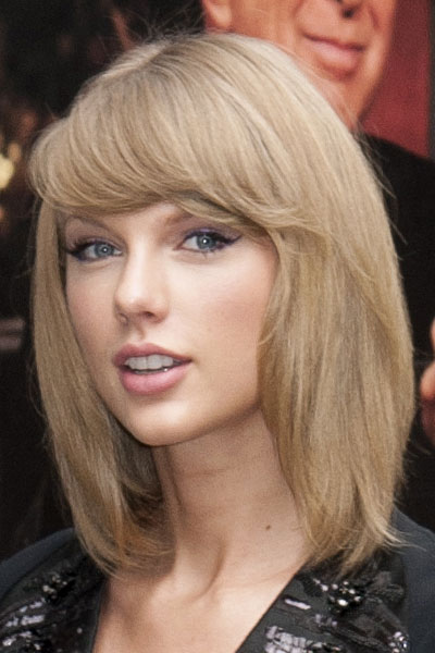 Taylor Swift Casual Hairstyles