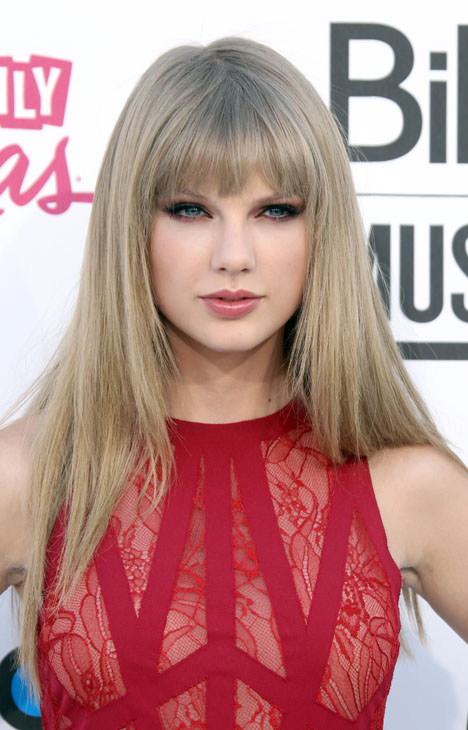 Taylor Swift Billboard Music Awards Hairstyles