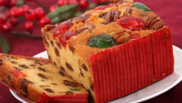 Best Christmas Fruit Cake Ideas