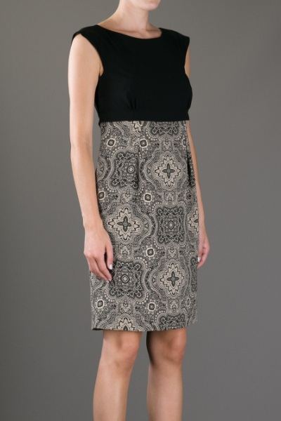 Max Mara women Weekend Paisley Printed Dress