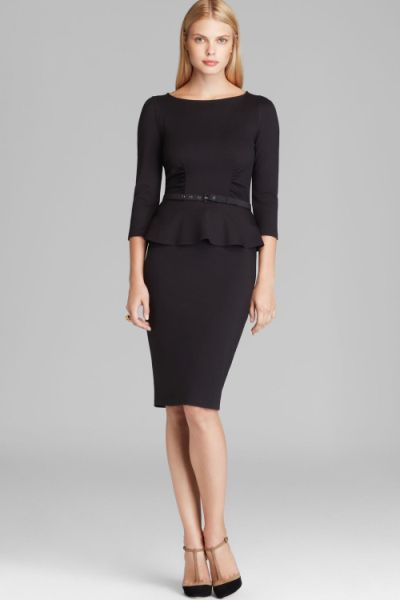 Max Mara Black Weekend Mirto Dress