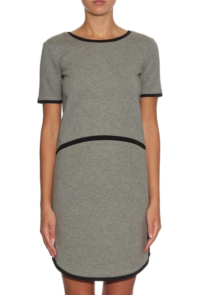 Weekend Max Mara Dark Grey Fabian Dress