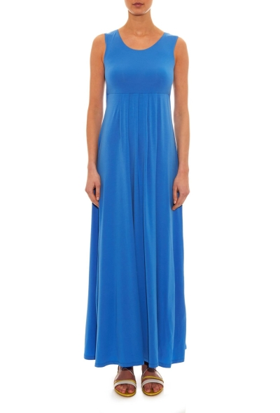 Weekend Max Mara Blue Malaga Dress