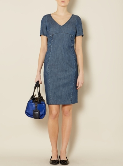 Max Mara Weekend Denim Dress
