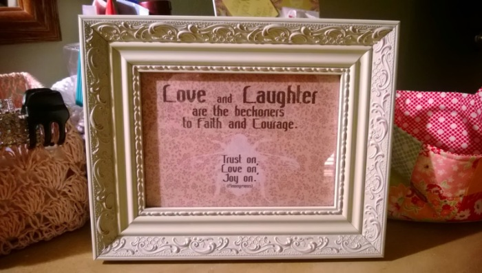 Christmas Picture Frame Gifts Idea