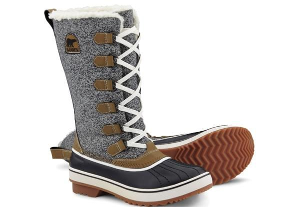 Tivoli II High Herringbone Snow Boots for Women